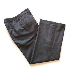 Loft Wool Trousers Pants